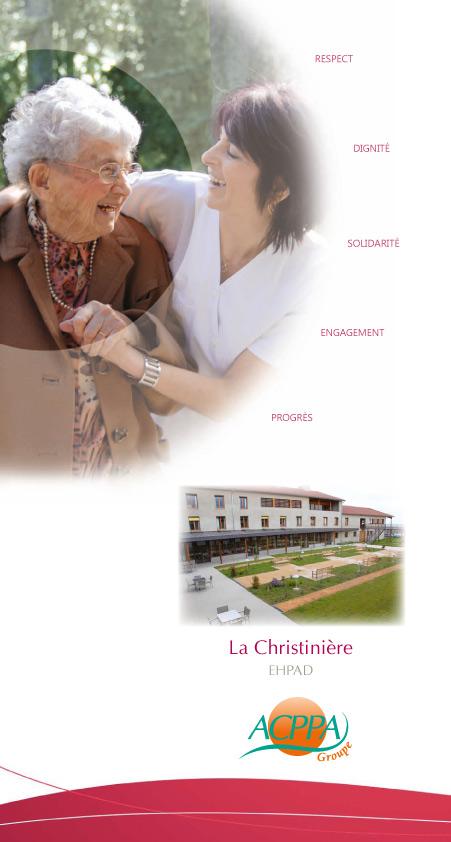La Christiniere, maison de retraite