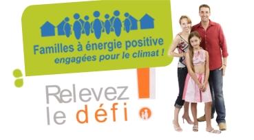 Défi Familles à Energie Positive : le Pays Mornantais recrute ses familles !