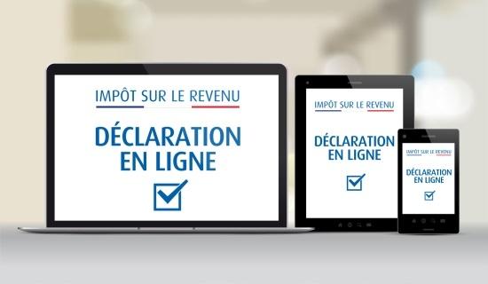 Déclaration d'impôts sur le revenu