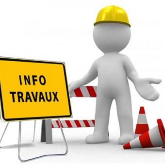 TRAVAUX SÉCURISATION RD105