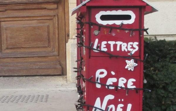 Derniers jours pour poster sa lettre au Père Noël…
