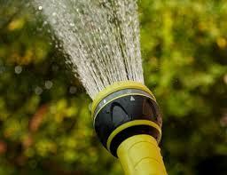 Mesures de restrictions d'eau