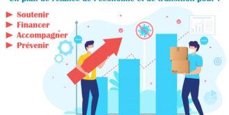 Un plan de relance de l'économie et de transition