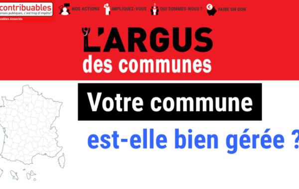 PALMARÈS DES COMMUNES